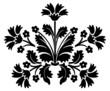 Leinwandbild Motiv pattern vector