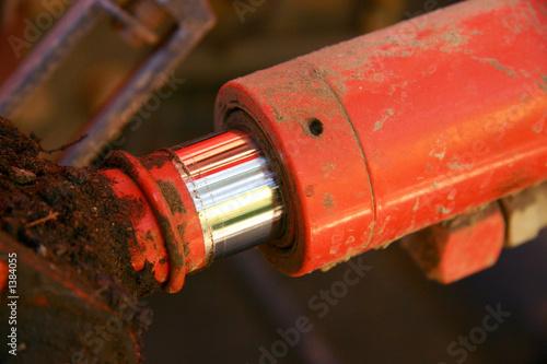 Valokuva  piston horizontal