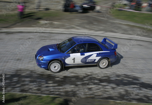Fotografie, Obraz  rally race 1