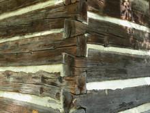 Log Cabin Corner Detail