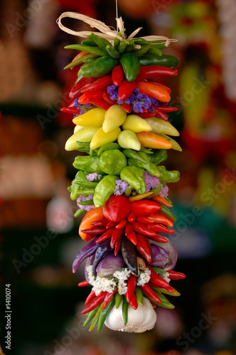 Fotografie, Obraz  hot chili peppers