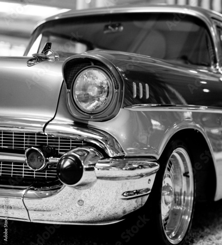 Photo sur Aluminium Vintage voitures cadillac
