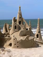 Now That's A Sandcastle!