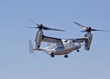 V-22 Osprey Tilitrotor Aircraft
