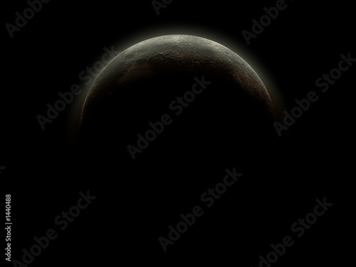 Fototapeta eclipse obraz na płótnie