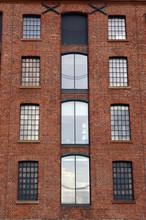 Windows In A Dockside Warehouse 02