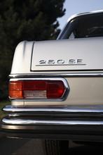 Mercedes Oldtimer 250 Se Hecka...