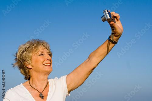 Photo active senior