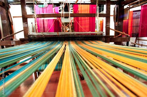 Fotografie, Obraz  india: loom