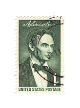 Abraham Lincoln Us Stamp