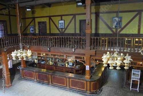 Photo sur Toile Vache saloon