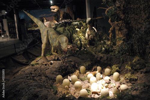 Naklejka premium dinozaury 15