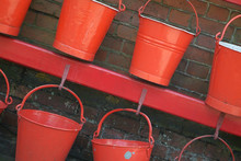 Railway Fire Buckets