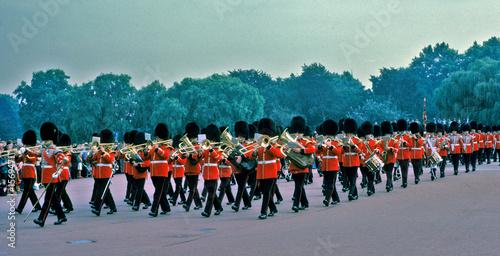 Fototapeta palace band