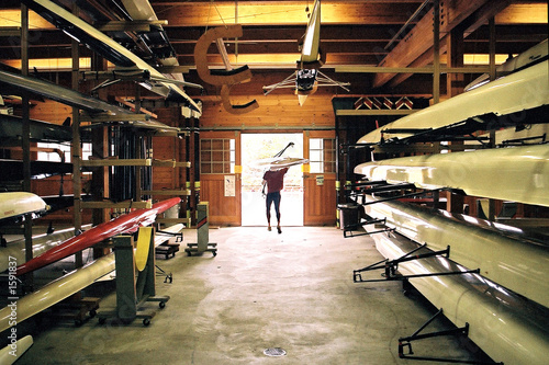 Photo boathouse