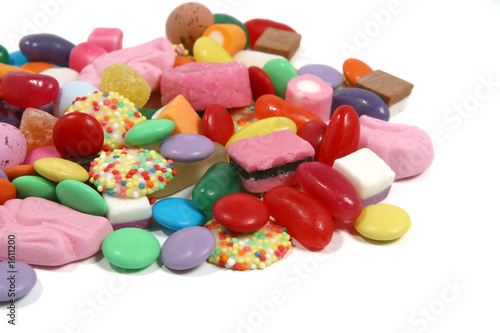 Poster Confiserie sweets 3