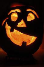 Citrouille D'halloween Illumin...