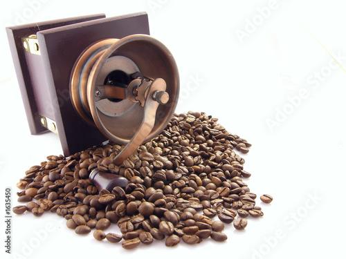 Slika na platnu coffee