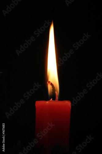 Fototapeta flamme obraz na płótnie