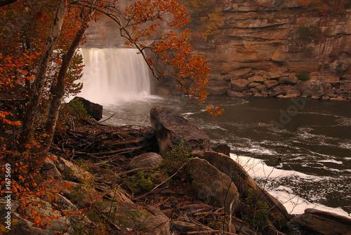 Fototapeta wodospady cumberland-spada