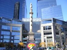 Columbus Circle - New York