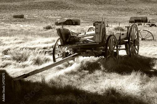 Fototapety, obrazy: wagon