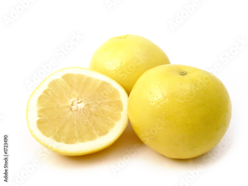 Fotografia yellow grapefruit