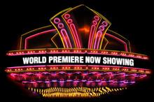 Movie Theatre Marquee