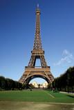 Fototapeta Fototapety z wieżą Eiffla - eiffel tower postcard