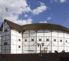 The Globe Theatre London England