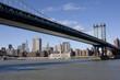 manhattan vu du pont de brooklin