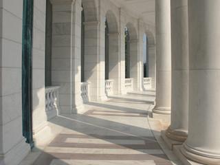 Fototapeta marble columns