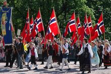 Children's Parade, Oslo