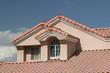 Leinwandbild Motiv stucco home detail
