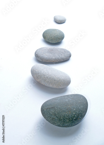 Pinturas sobre lienzo  pebbles