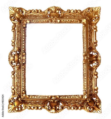 Fotografie, Obraz  marco barroco antiguo