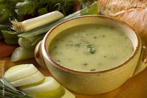 Fotografie, Obraz  soup