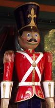 Wooden Toy Soldier