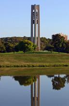 Deeds Memorial Tower In Carillon Park