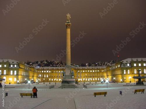 Schlossplatz Stuttgart Buy This Stock Photo And Explore Similar