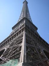 Eiffel Tower From Corner