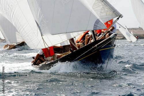 Fotografie, Obraz in regata