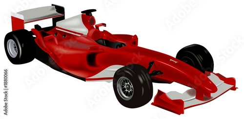 Foto op Canvas Cars formule 1_02