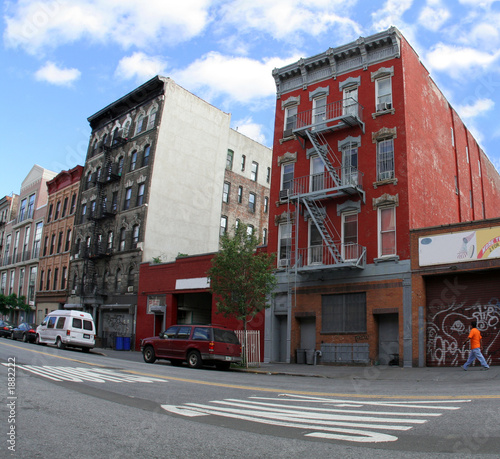 Photo buildings brooklyn new york