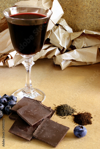 Photo flavonoid foods