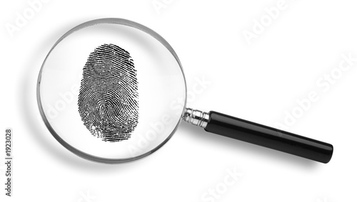 detective Fototapet
