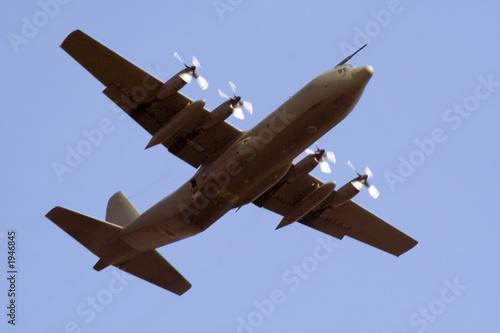 Photo  hercules aeroplane