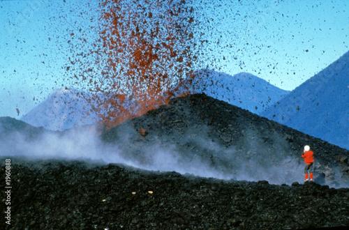 Staande foto Vulkaan pacaya 01