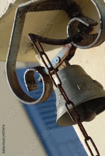 Foto op Plexiglas Fiets la cloche