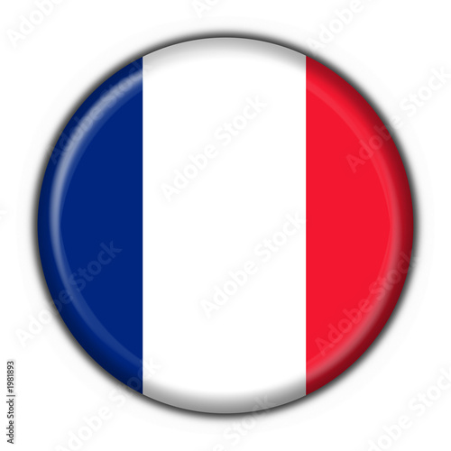 Bottone Bandiera Francese France Flag Buy This Stock
